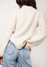 Vm Pekan Long Sleeve Highneck Sweater