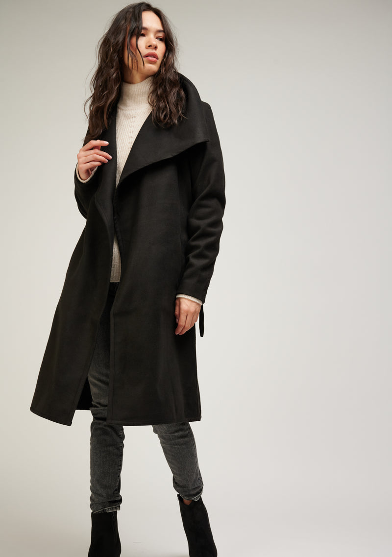 Onl Phoebe Drappy Coat