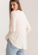Calli Rib Cardigan Sweater