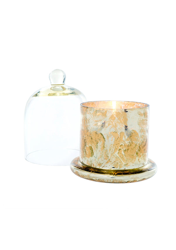 Cloche Candle Gold Large
