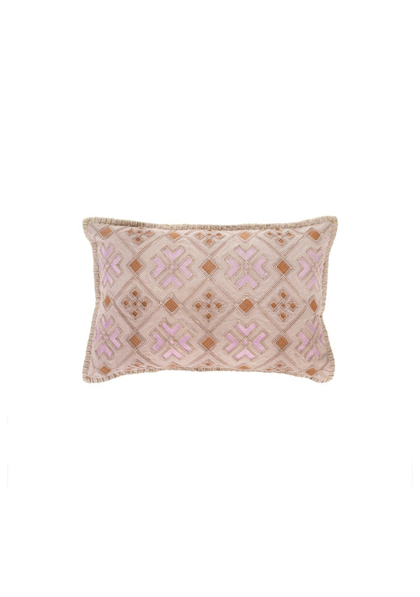 16x24 Amira Pillow Blush