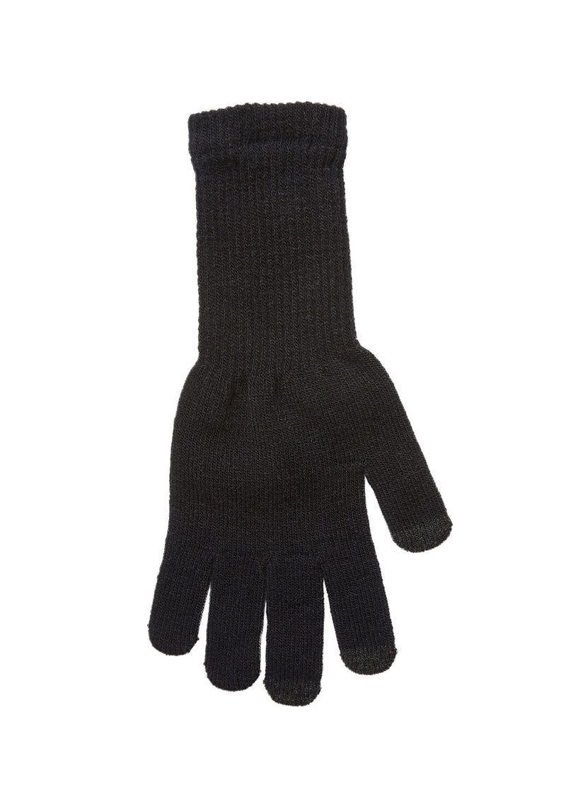 Nete Smartphone Finger Gloves Black