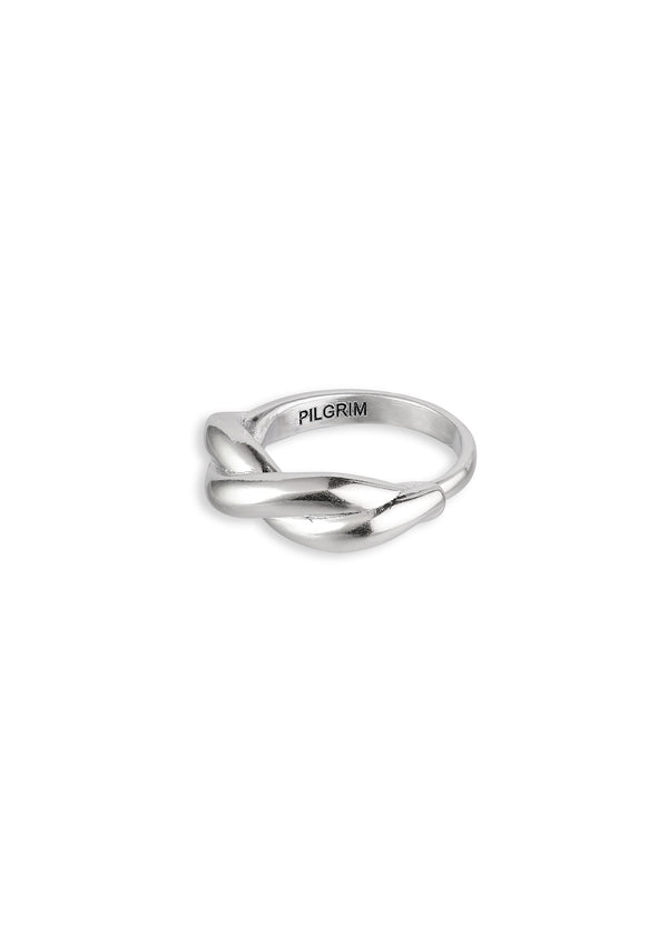 Ring Skuld PI Silver Plated