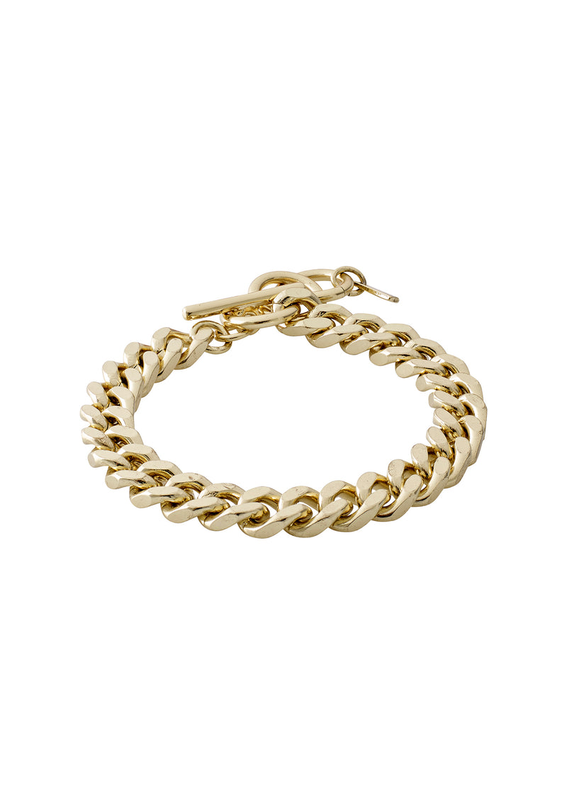 Water Bracelet Gold Plated