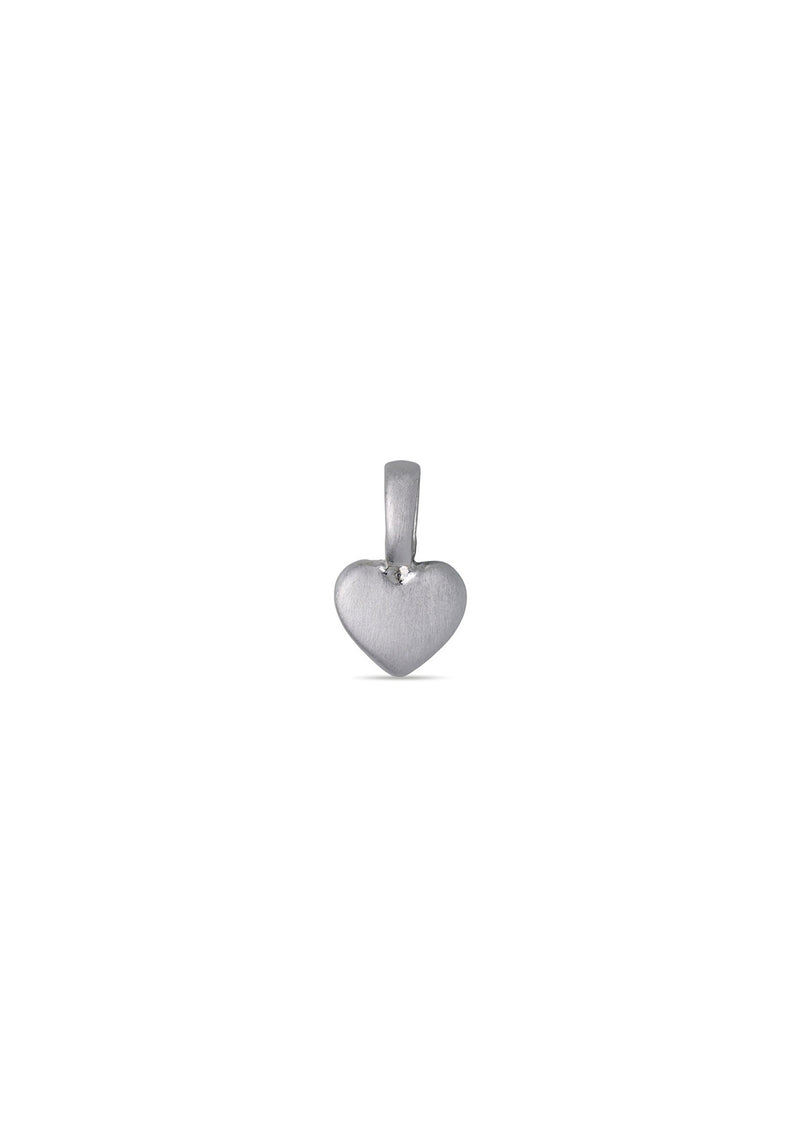 Charm Pendant Silver Plated