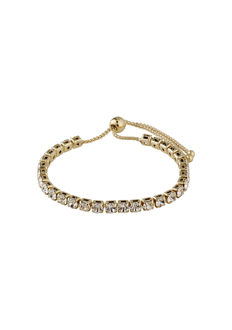 Lucia Bracelet Gold Plated