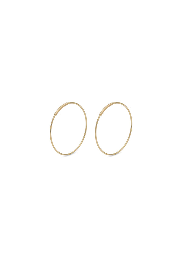 Raquel Earrings Gold Plated