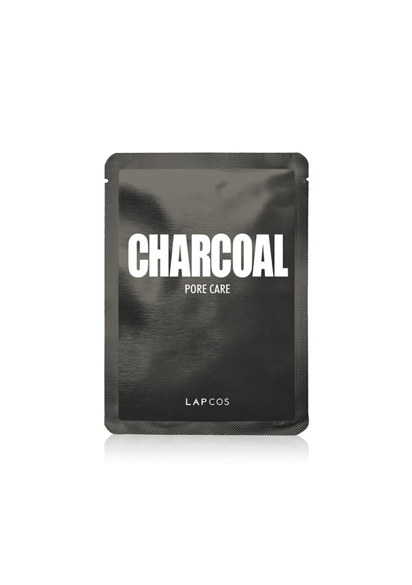 Daily Skin Mask Charcoal Black