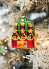 6 Pack of Beer Ornament