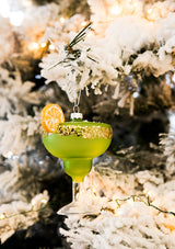 Margarita Cocktail Ornament