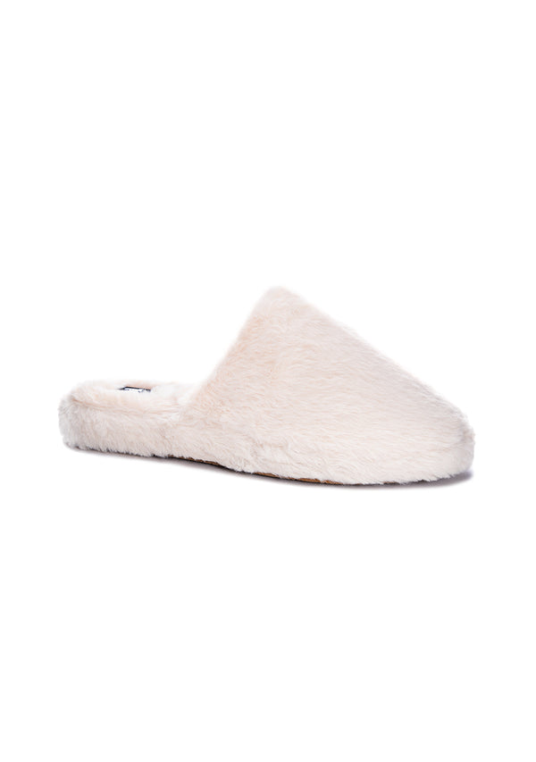 Come Out Faux Fur Slipper
