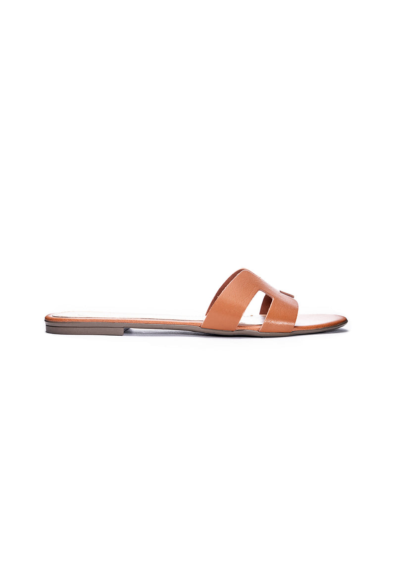 Artist Leather Sandal