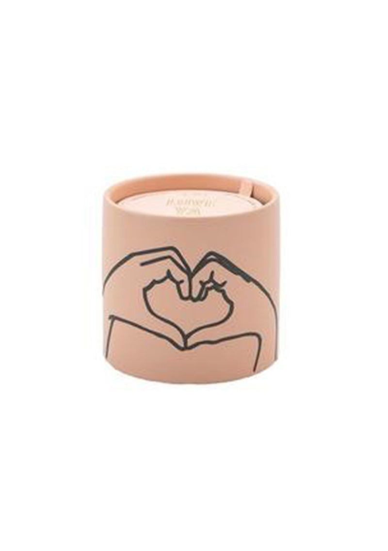 Love Ya Dusty Pink Ceramic Candle 5.75oz