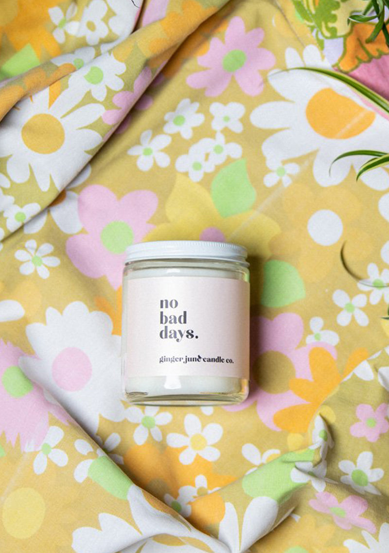 No Bad Days Candle 9oz
