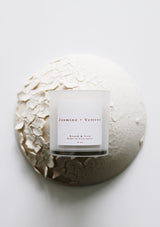 Home Series Candle Jasmine & Vetiver