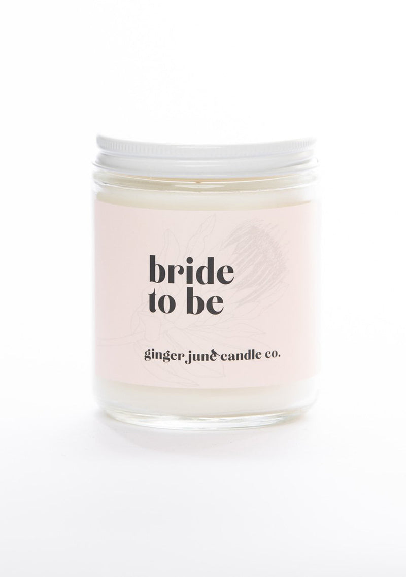 Bride To Be  Candle 9oz