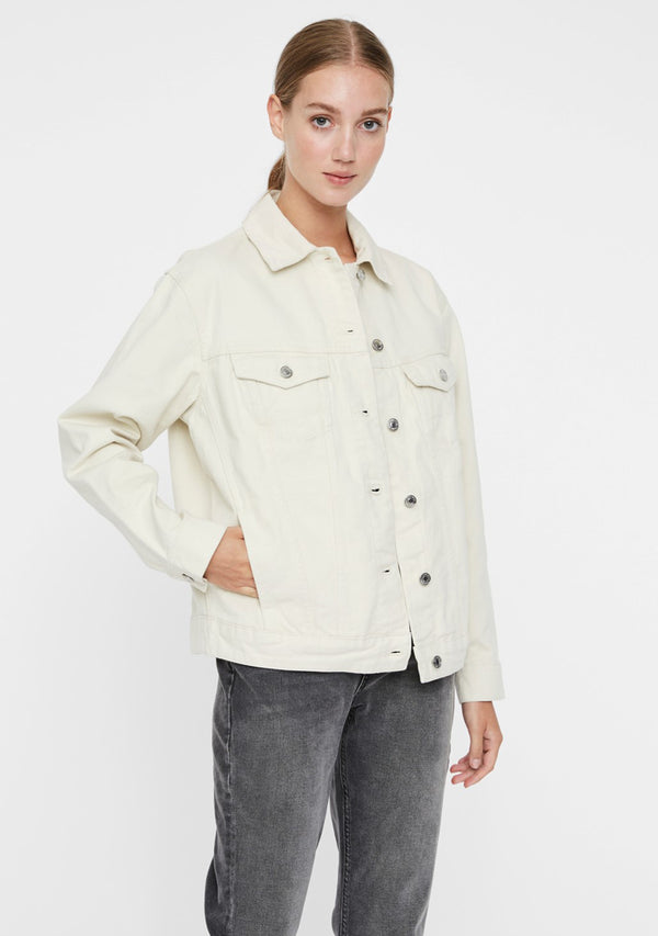 VM Katrina Long Sleeve Loose Jacket