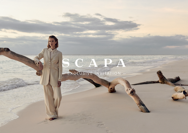 Get more SCAPA… and spend less… 🌞
