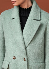 COAT SANDY - Coats - SCAPA FASHION - SCAPA OFFICIAL