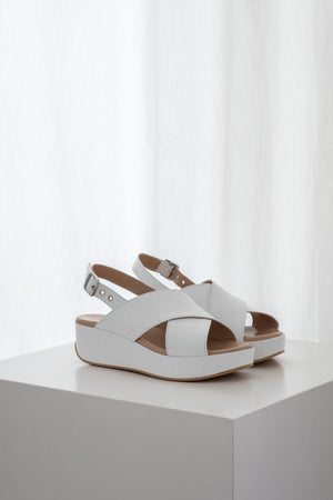 PLATFORM SANDAL FUKUOKA - Shoes - SCAPA FASHION - SCAPA OFFICIAL