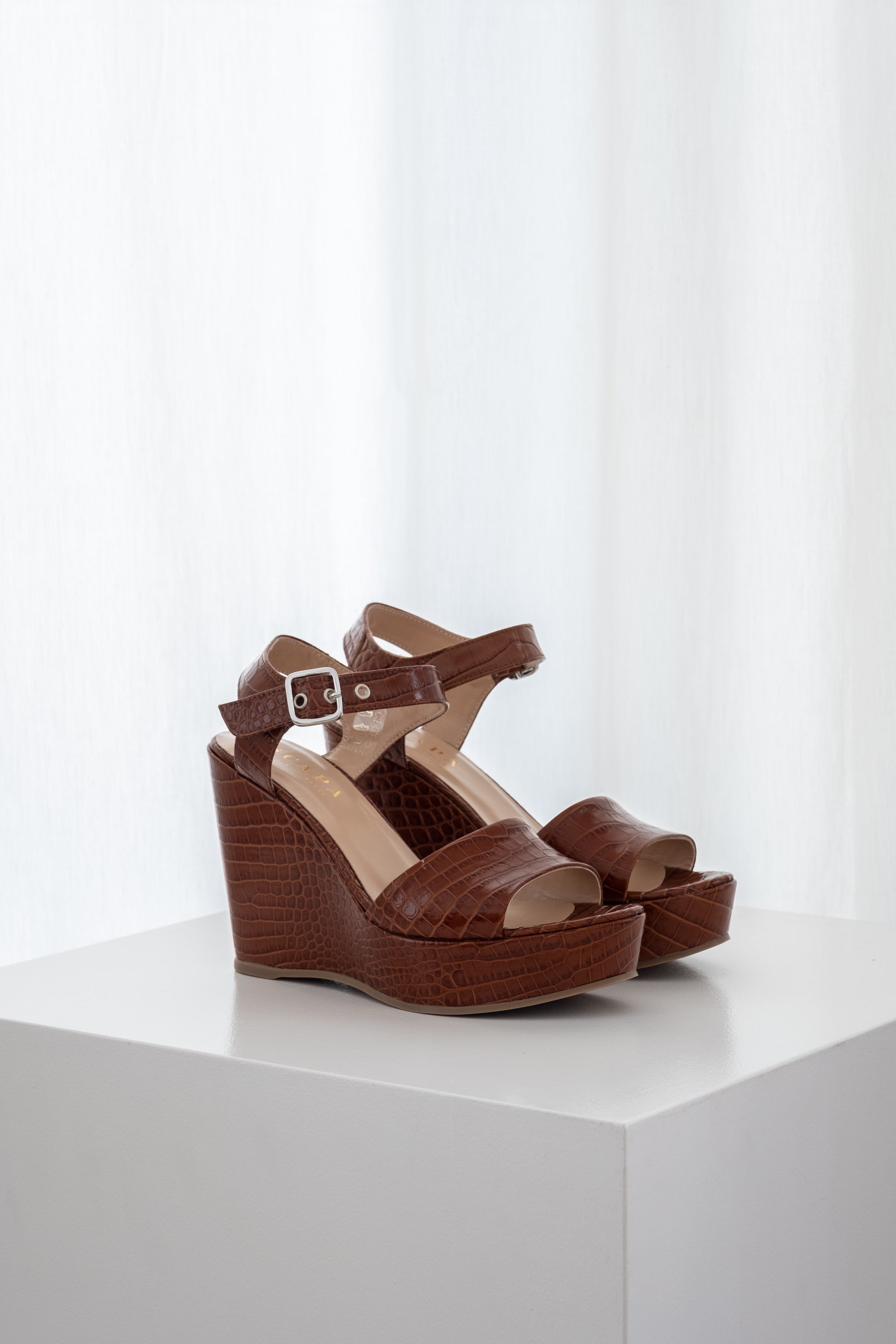 PLATFORM SANDAL BUONES AIRES - Shoes - SCAPA FASHION - SCAPA OFFICIAL