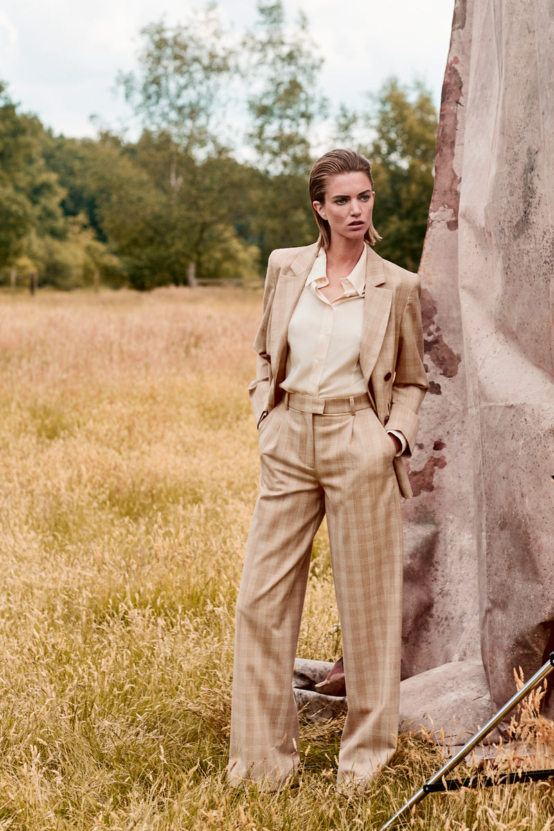 TROUSERS OLIVIA - Trousers - SCAPA FASHION - SCAPA OFFICIAL