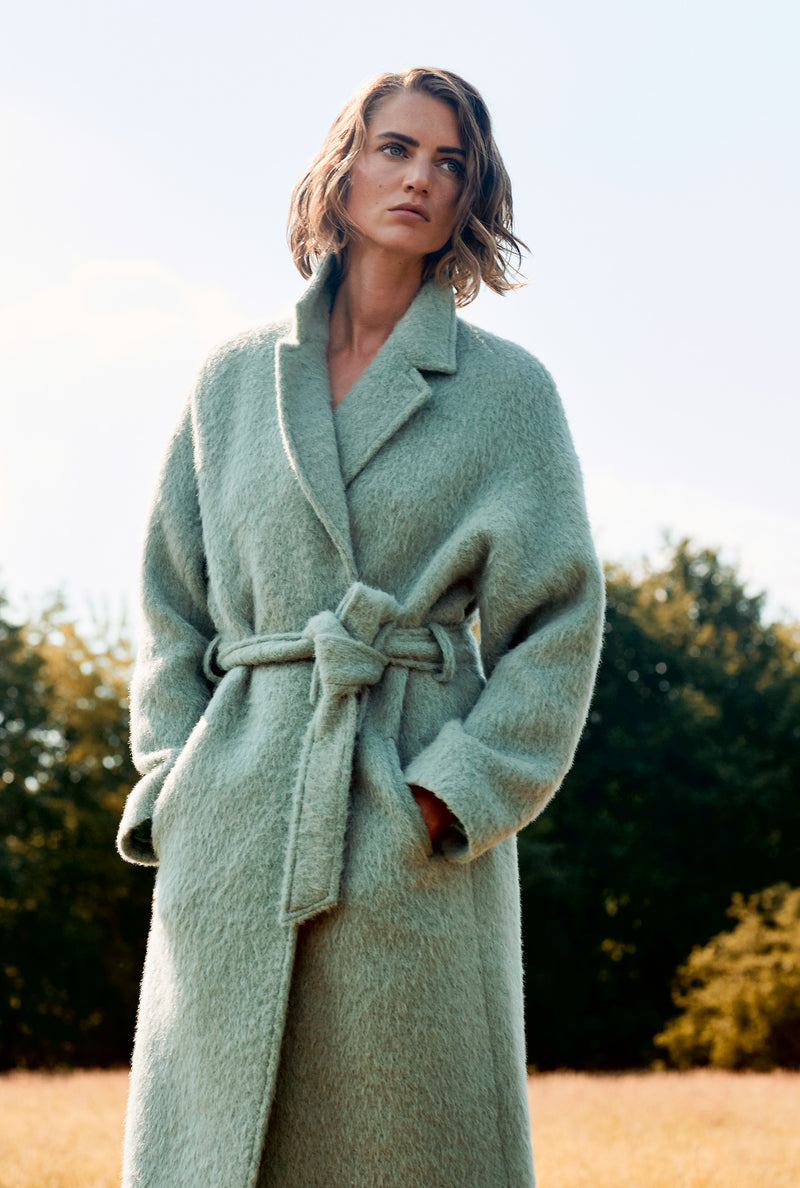 COAT VIRGINIE - Coats - SCAPA FASHION - SCAPA OFFICIAL
