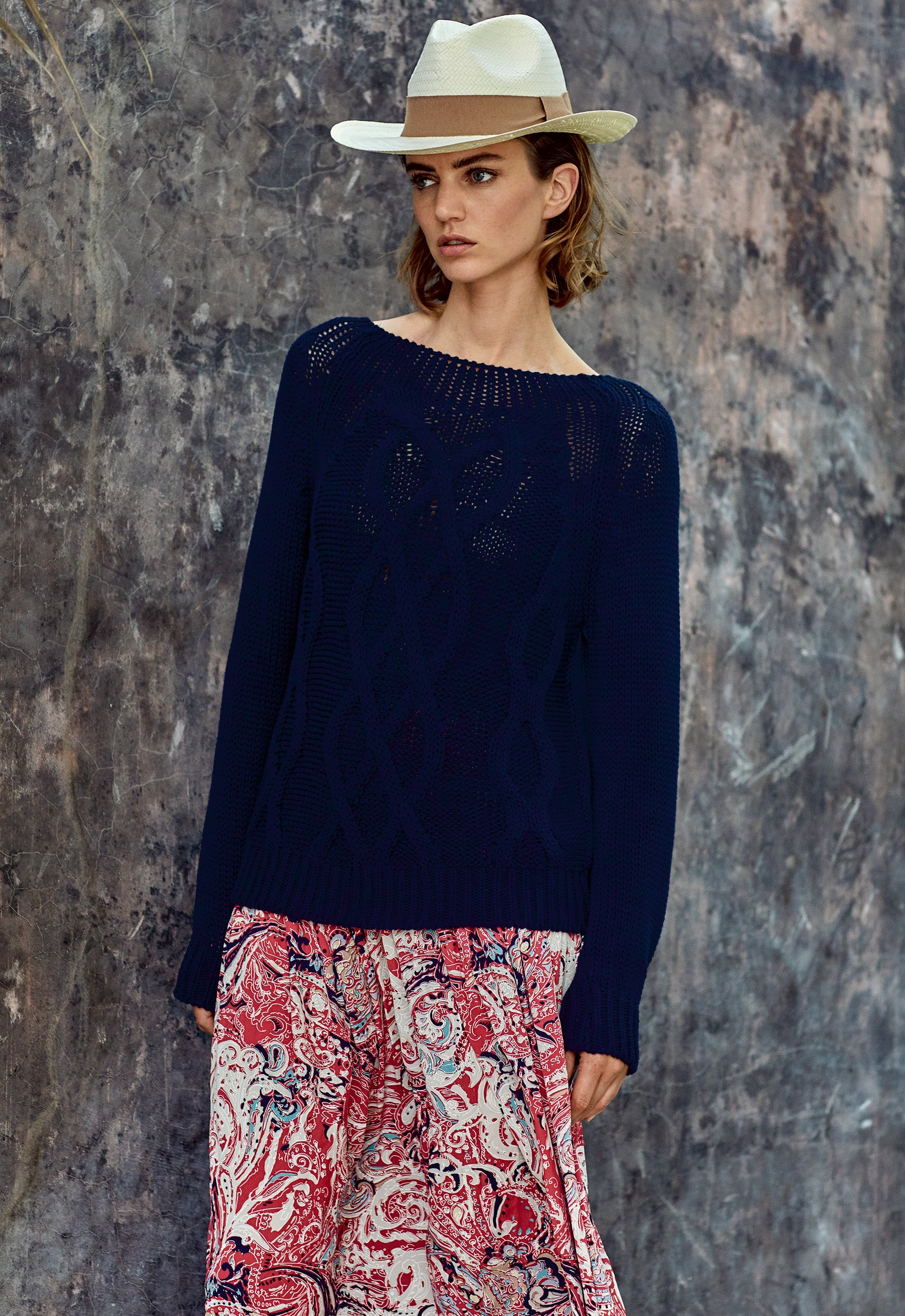 PULL LILY-ROSE - Pulls - SCAPA FASHION - SCAPA OFFICIAL