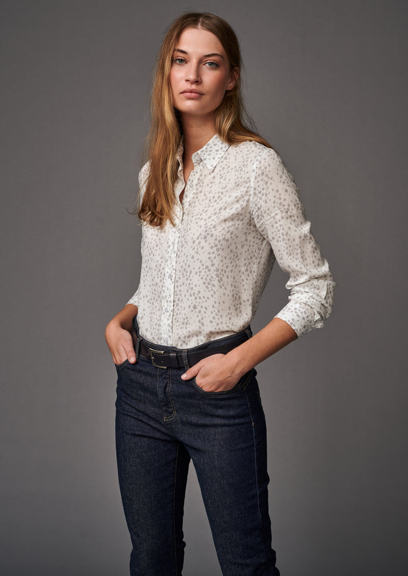 BLOUSE HELINA LIGHT - Shirts - SCAPA FASHION - SCAPA OFFICIAL