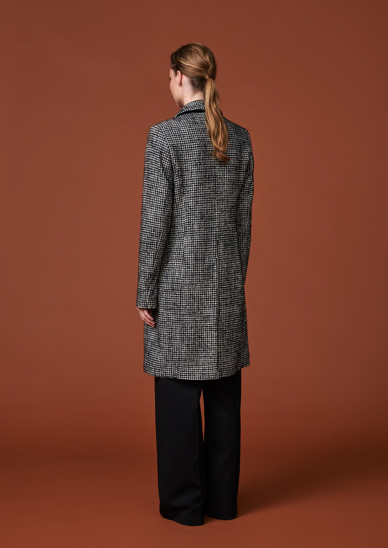 COAT TAMKIN - Coats - SCAPA FASHION - SCAPA OFFICIAL