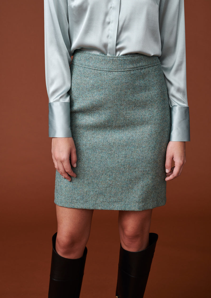 SKIRT MINI - Skirts - SCAPA FASHION - SCAPA OFFICIAL