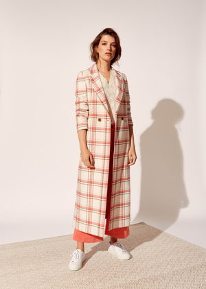COAT ROSY - Coats - SCAPA FASHION - SCAPA OFFICIAL