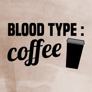 Coffee in my Veins SVG