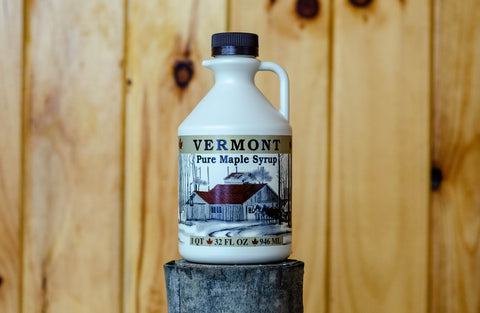 Pure Vermont Maple Syrup 1 Qt