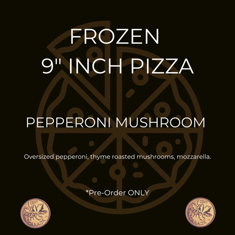 The Pepperoni Mushroom