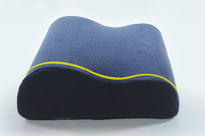 Spine-protected Memory Pillow