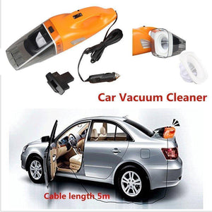Car Vacuum Cleaner ixaer Wet&Dry Handheld Auto Vacuum Cleaner