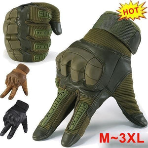 【BUY2 Free Shipping】Full Finger Touch Screen Tactical Military Gloves