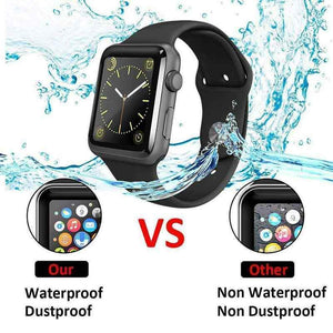 2020 3D Curved Tempered Glass For Apple Watch 5 3 2 1 4, 42mm, 38mm 40mm 44mm Series Protective Screen Protective