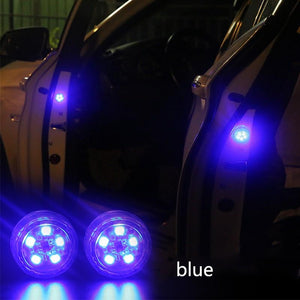Magnetic Wireless LED Car Door Opening Warning Lights