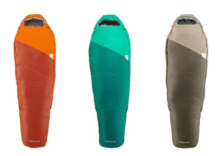 Portable light sleeping bag [5 colors]