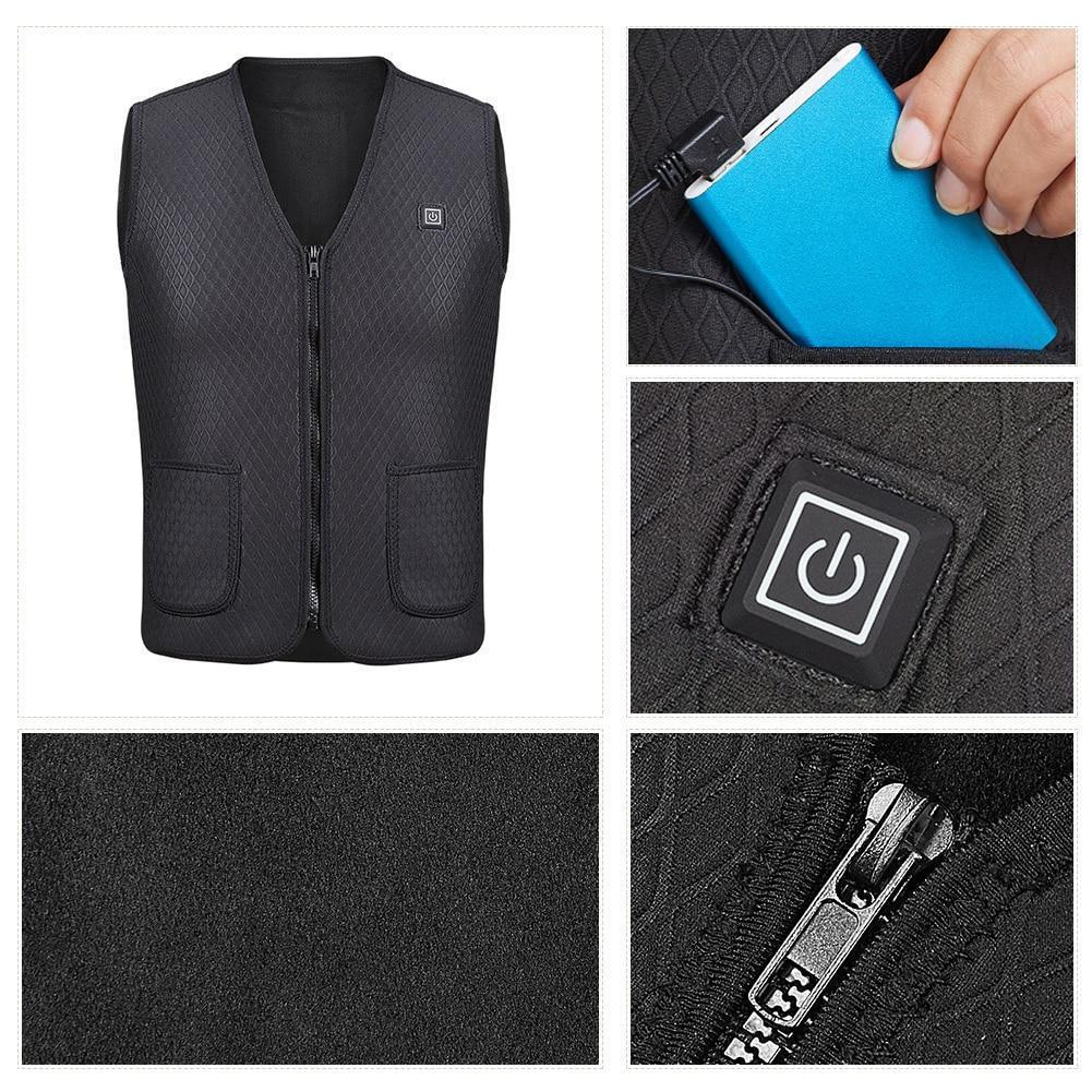[2019 WINTER SPECIAL] Rechargeable Heat Vest