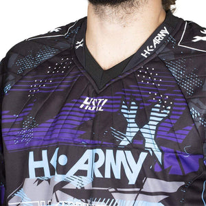 HK Army HSTL Line Paintball Jersey - Arctic