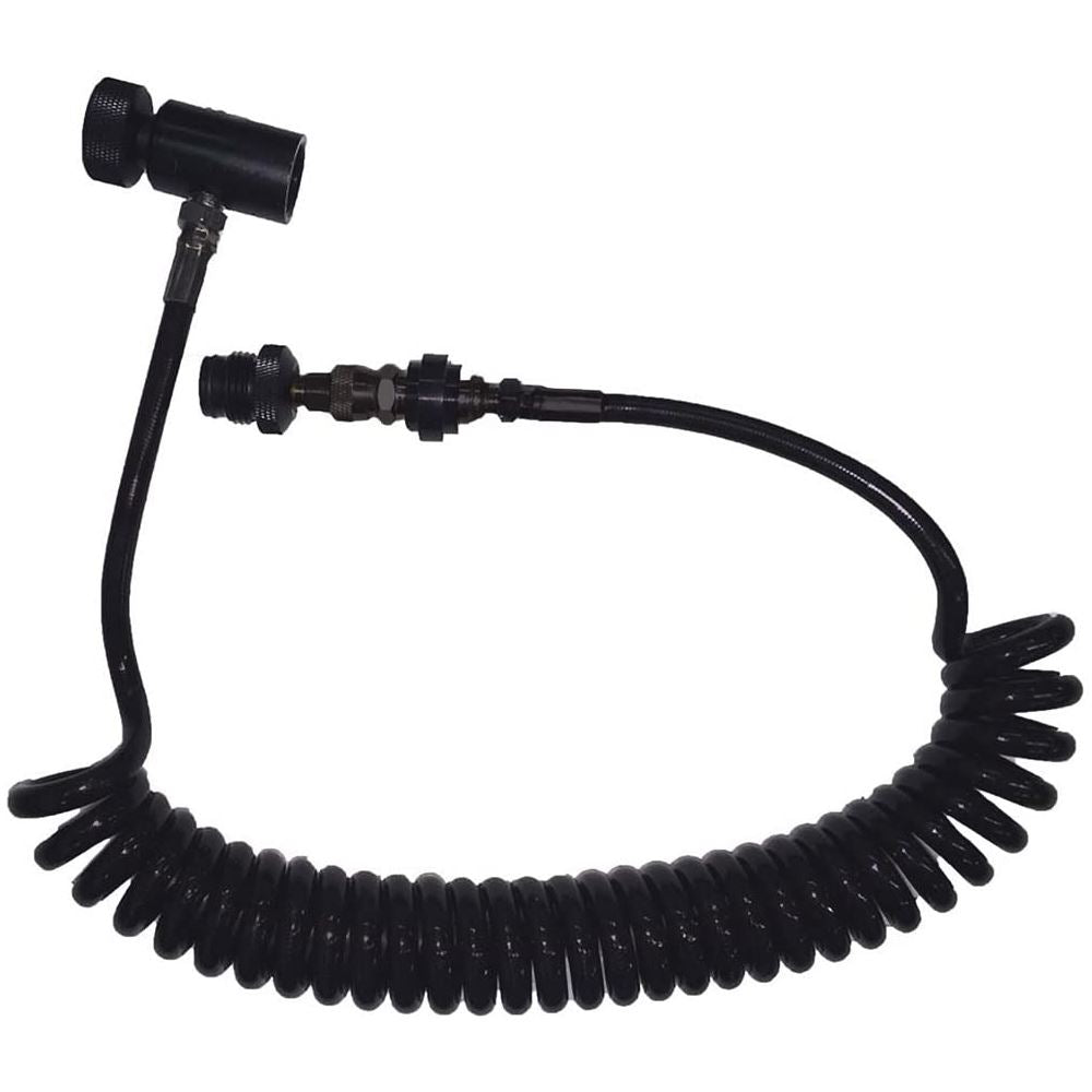 Ninja Paintball Standard Remote Coil with Slidecheck
