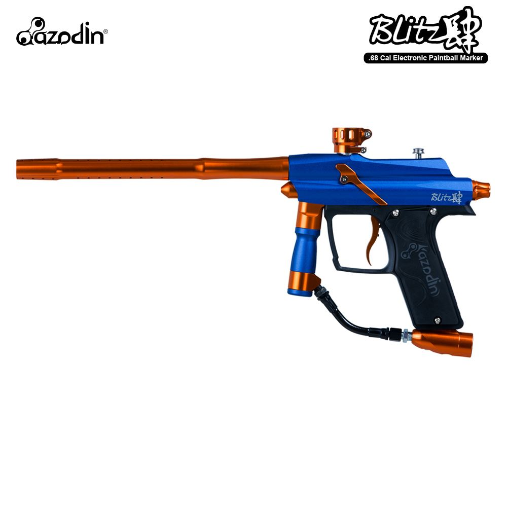 Azodin Blitz 4 Electronic Paintball Gun .68 Cal