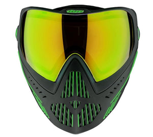 Dye i5 Paintball Goggles - Emerald 2.0 - Black / Lime