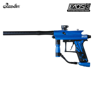 Azodin Kaos 3 Paintball Gun .68 Cal Semi Auto