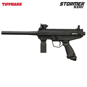 Tippmann Stormer Basic Semi-Automatic .68 Caliber Paintball Gun Marker - Black - 14911