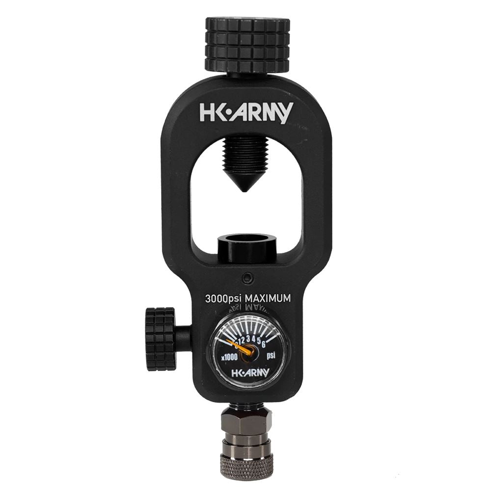 HK Army Compressed Air Scuba Fill Station - Black