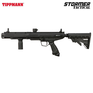 Tippmann Stormer Tactical Semi-Automatic .68 Caliber Paintball Gun Marker - Black - 14912